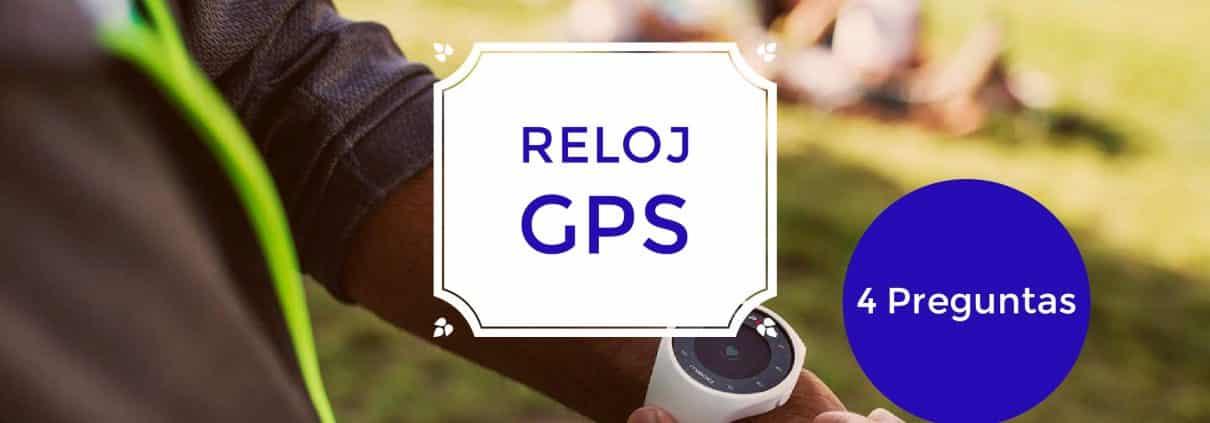 Guía para comprar un Reloj GPS 2