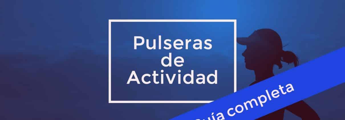 Pulseras de actividad