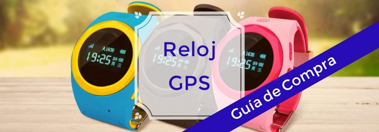 reloj gps guía de compra
